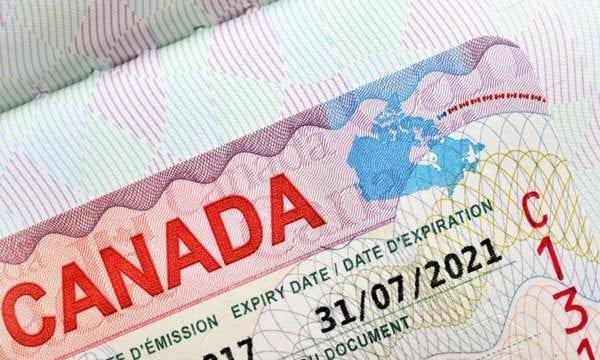 xin visa canada thăm thân
