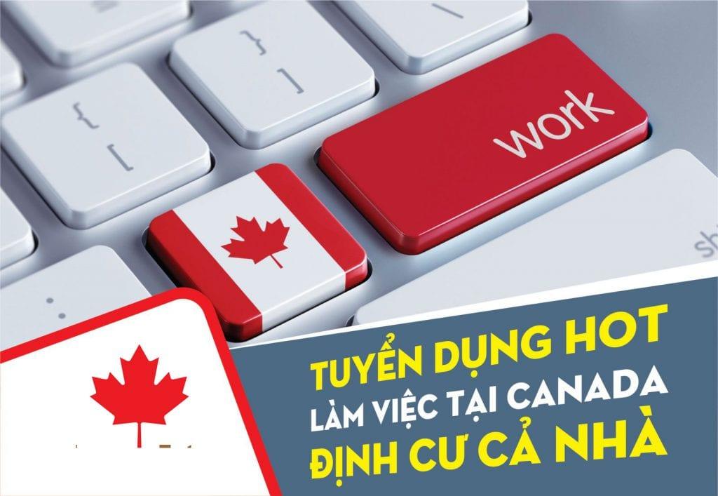 Lao động định cư Canada