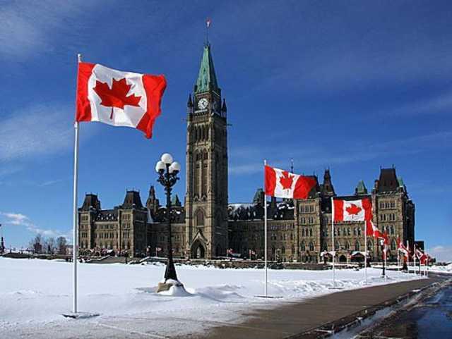 Tham gia lao động phổ thông Canada