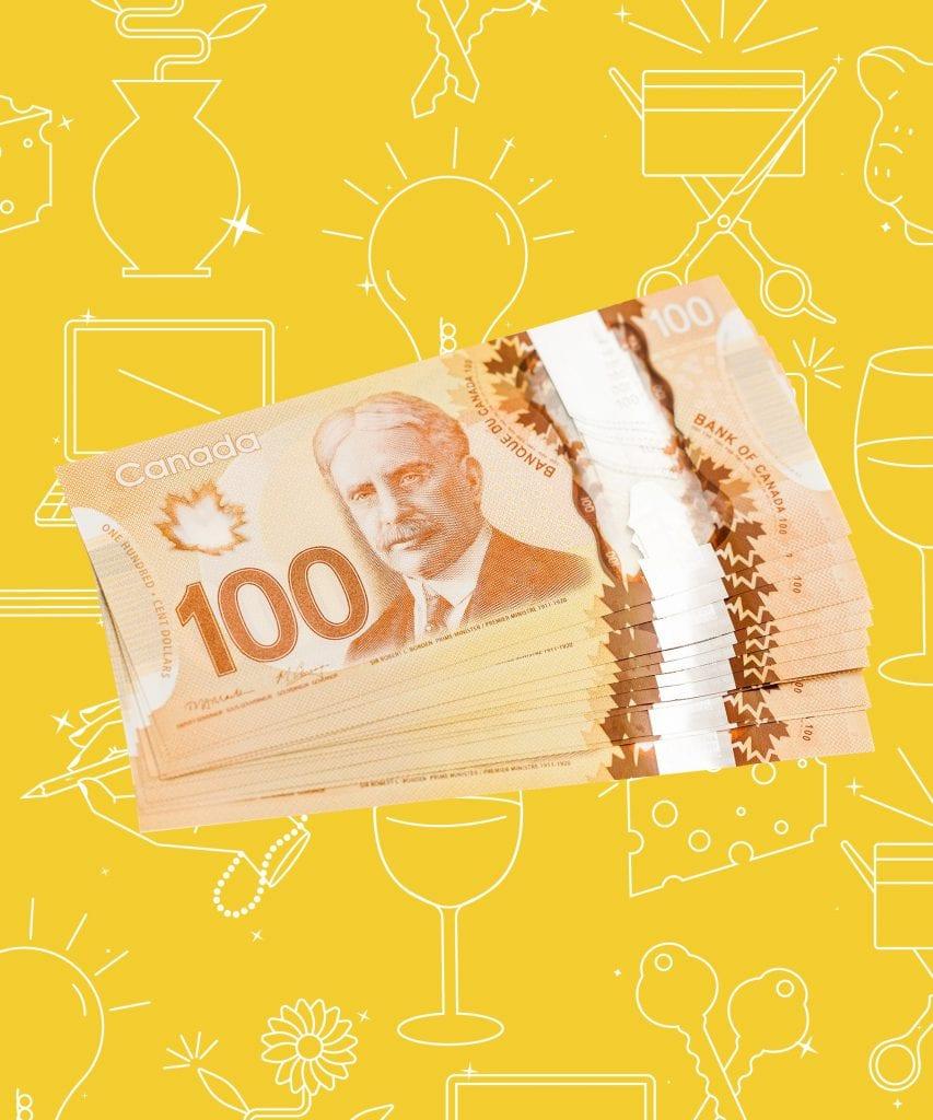 chi phí xklđ Canada