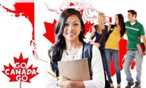 du học Canada không cần Ielts