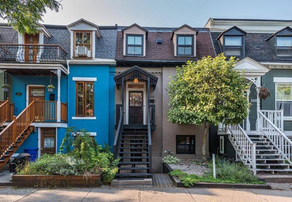 Giá nhà ở Montreal