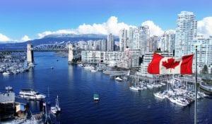 giá nhà ở Vancouver Canada