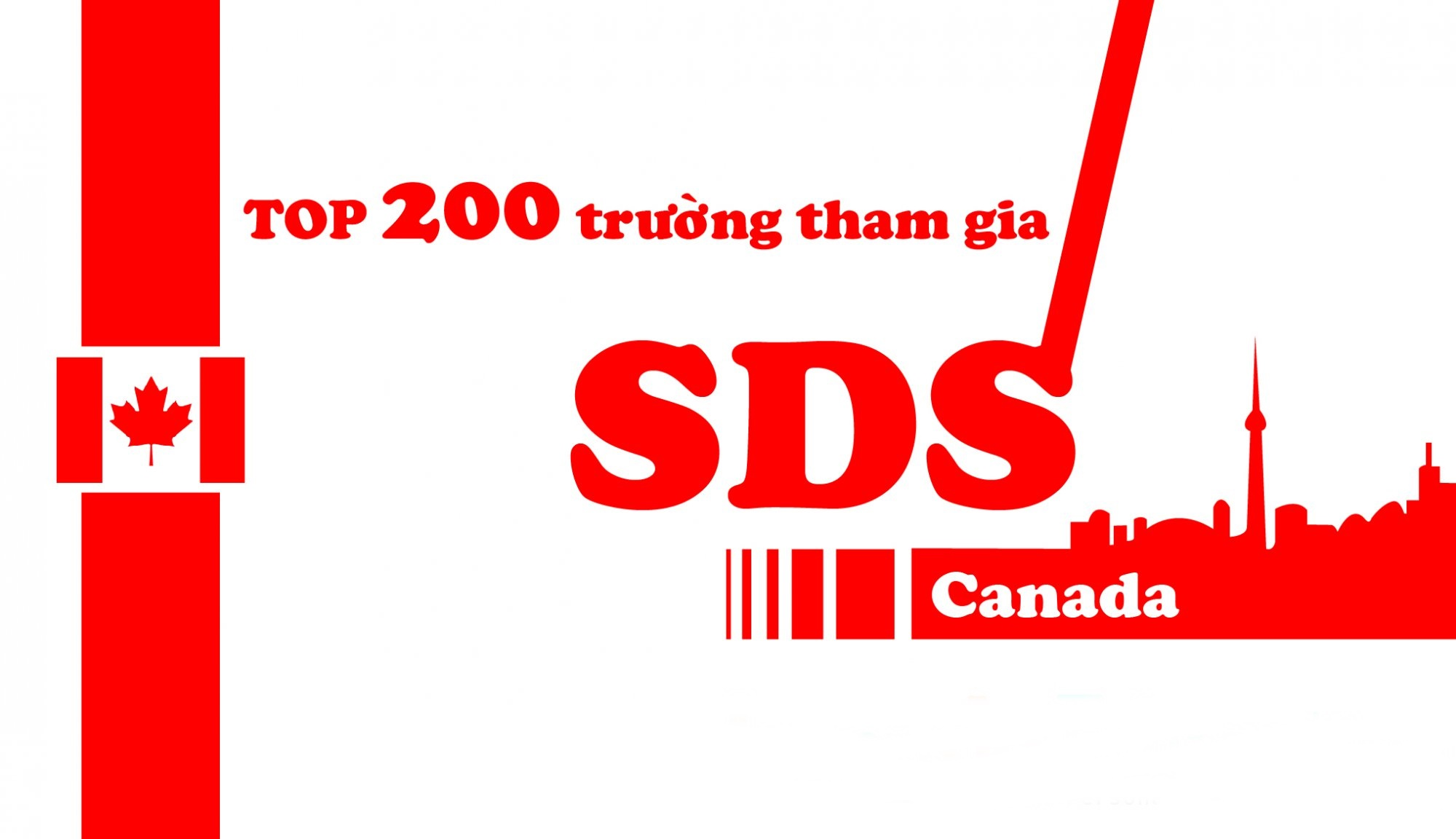 thủ tục xin visa du học canada