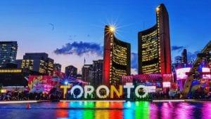 Toronto là một thành phố sôi động nhất của Canada và Châu Mỹ