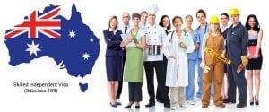 Visa 189 - Định cư Úc theo diện tay nghề độc lập