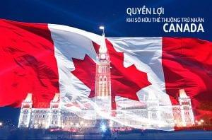 Nhà đầu tư có thường trú nhân được hưởng chính sách như 1 công dân Canada