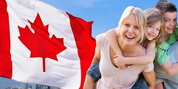 Xin visa thăm thân Canada