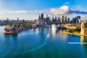 Úc là quốc gia lớn thứ sáu về diện tích trên thế giới