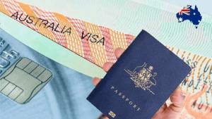 Visa là một trong những giấy tờ không thể thiếu được khi chúng ta sang Úc