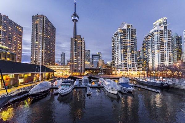 Các thông tin liên quan đến đi Canada theo diện thương mại