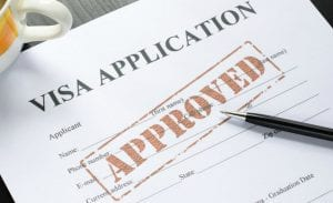 Hồ sơ xin visa là yếu tố ảnh hưởng tới thời gian xét duyệt visa