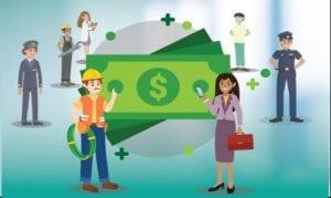 Ngành nghề quyết định mức thu nhập của người lao động cao hay thấp